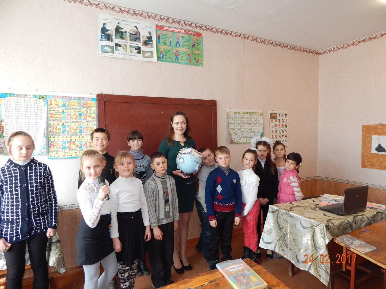 Фото студенток в класе