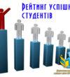 Рейтинги успішності студентів на призначення стипендії на І півріччя 2018-2019 н.р