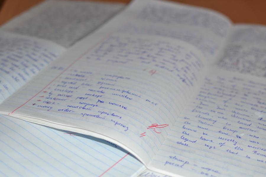 "Writing skills. Результати тематичного диктанту «St. Valentine's Day"""