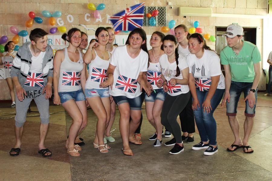 Як це було… Що ми знаємо про англомовні країни? «GoCamp-2016»