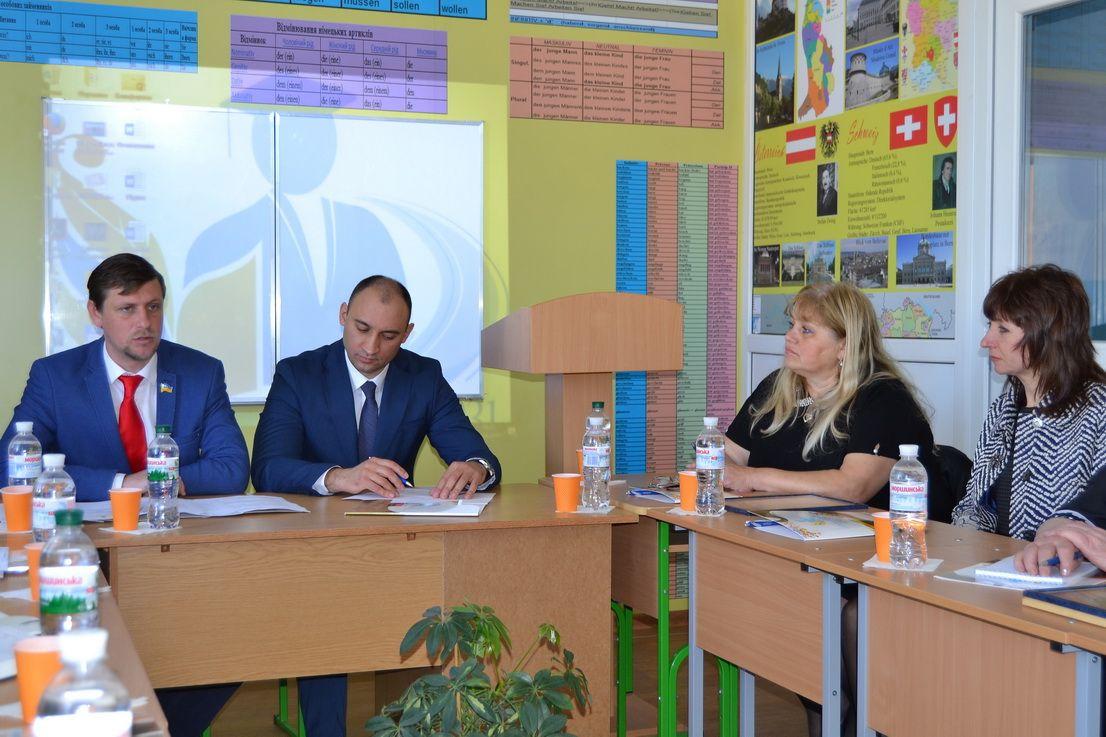 Відбулося засідання Ради директорів ВНЗ І-ІІ р. а. Херсонської області.