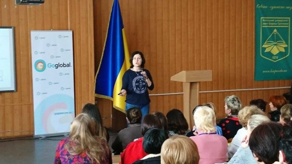 Тренінг для переможців конкурсу GoCamp другої хвилі у м. Київ