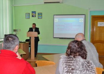Відбулося засідання обласного МО викладачів фізичного виховання ВНЗ І-ІІ р. а. Херсонської області