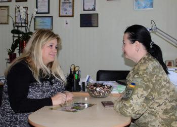 Студенти познайомилися з діяльністю Державної прикордонної служби України