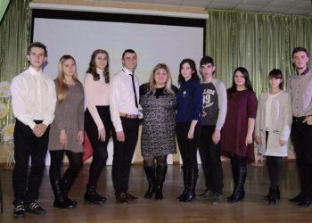 Відбулося представлення нового президента студентського колективу коледжу