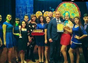 """Команда коледжу Teacherи виступила у Лізі сміху """"Beryslav Open Smile"""""""
