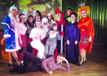 Новорічне дитяче шоу «Таланти має Україна». Історія створення…