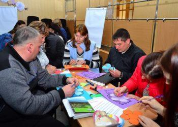 «Формування громадянських компетентностей у майбутніх вчителів початкових класів». Семінар-тренінг для викладачів