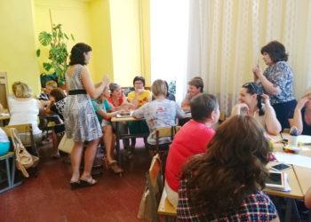 Тренінг з інклюзивної освіти для вчителів початкових класів Бериславського району