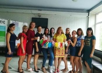 «Українці серед інших європейських націй» — перший урок у коледжі