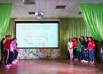 Студенти-випускники проаналізували свої досягнення на літній педагогічній практиці. Відбулася конференція-звіт