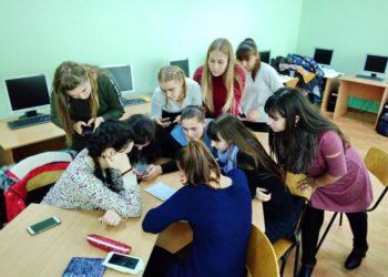 Студенти позмагались у  інформатичній вікторині