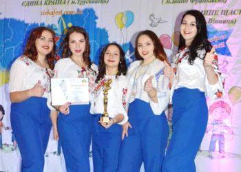 Вітаємо колективи Зразкової вокальної студії «Колорит» з перемогами в міжнародному фестивалі-конкурсі